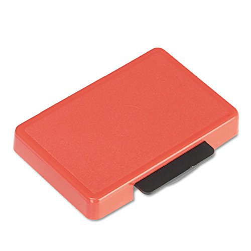 T5440 Dater Replacement Ink Pad, 1 1/8 x 2, Red