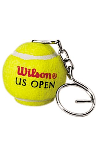 Wilson US Open Tennisball Keychain