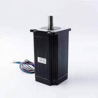 Nema 23 Stepper Motor 4.2A 3.0Nm (425oz.in) 100mm Length for CNC Mill Lathe Router