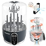 Babymoov Turbo Pure Sterilizer Dryer | Advanced Purified Sterilization, Fast & Clean Drying, Universal Bottle Storage and Easy Use