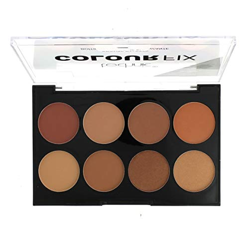 Technic: 8 Color Bronze Palette Contour Palette (28 g)