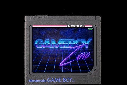 Game Boy Zero Glass Screen