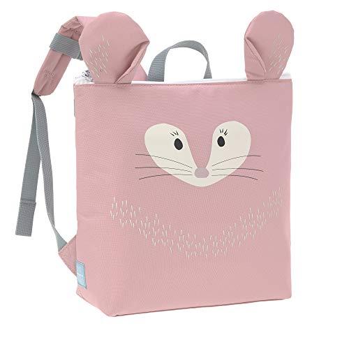 LÄSSIG About Friends Unisex Kinder Kinderrucksack Kühltasche ab 3 Jahre 34cm/Cooler Backpack Chinchilla