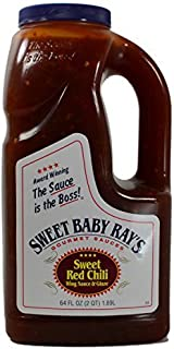 Sweet Baby Rays Sweet Red Chili 64oz (1-Pack) by Sweet Baby Ray's