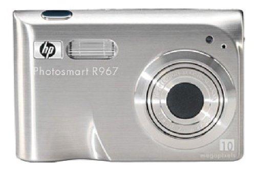 HP PhotoSmart R967 - Cámara Digital Compacta 10.5 MP (3 Pulgadas LCD, 3X Zoom Óptico)