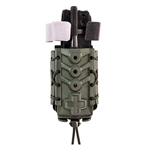 Learn More About HSGI COMP-TAC Tourniquet Taco Olive Drab Kydex Holster