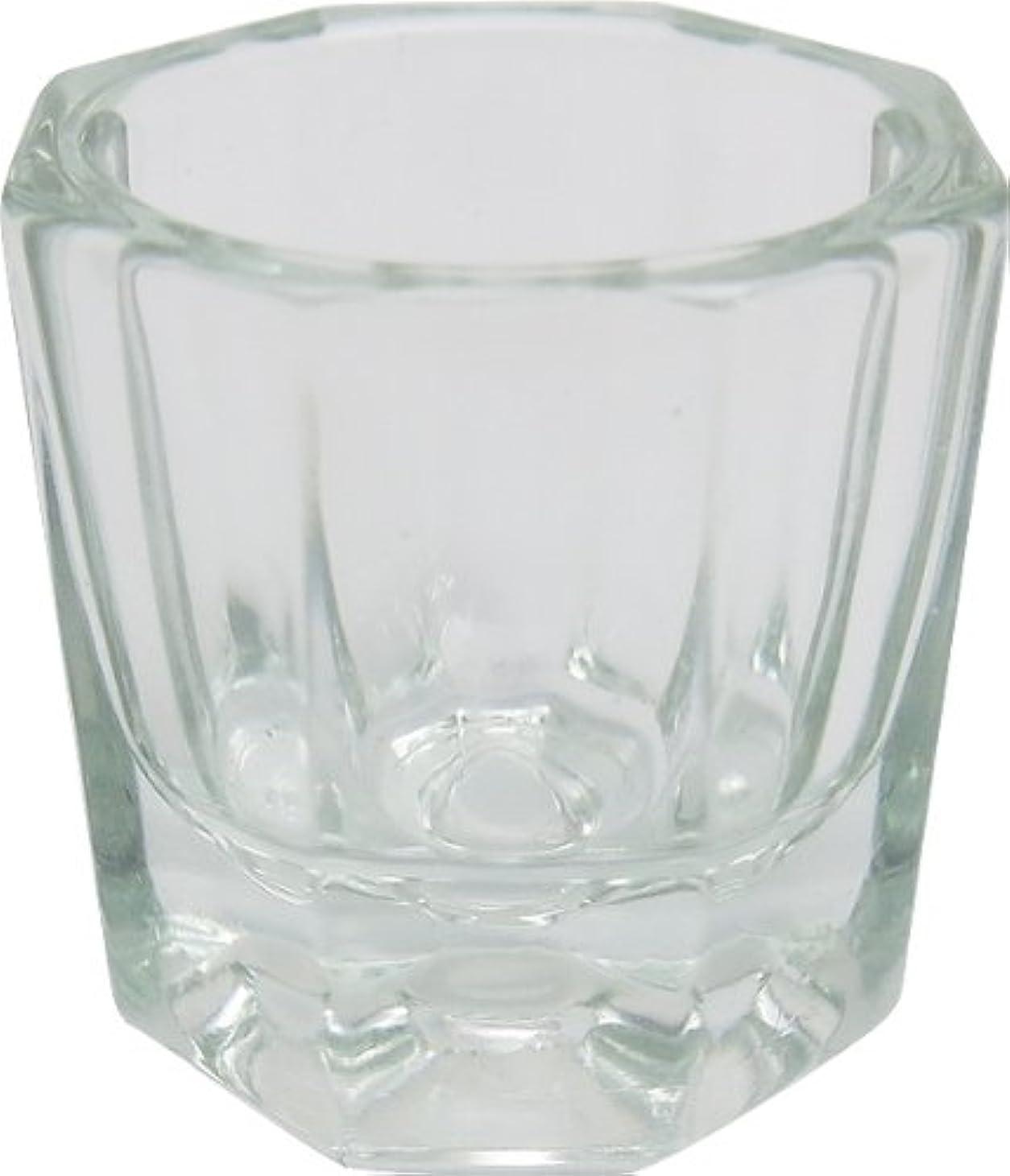 大理石スカート頑固なダッペンディッシュ ガラス製