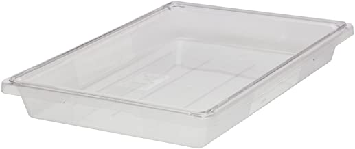 Rubbermaid Commercial Storage Container FG330600CLR