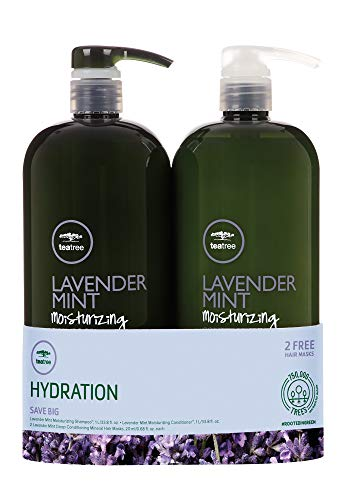 Tea Tree Hydration Lavender Mint Moisturizing Liter Duo Set