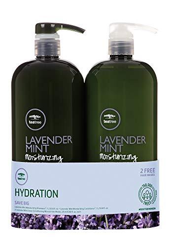 Tea Tree Hydration Lavender Mint Moisturizing Liter Duo Set