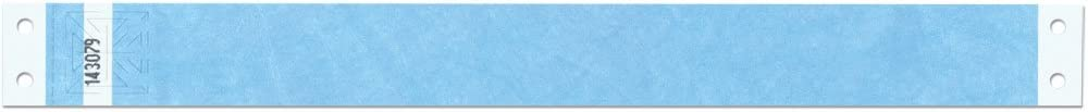 Tyvek Wristbands - Securband 1 55% OFF Economical Water Inch Sale item Resistant