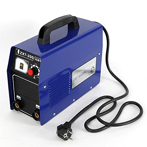 Soldadora eléctrica inverter de 2,5 mm DC Inverter 200 A IGBT MMA