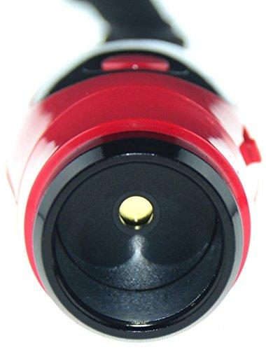 ネットオー (NET-O) 電子ホイッスル 生活防水【1台で3種類のホイッスル音】電子式 選べる3カラー トートバッグセット(レッド)