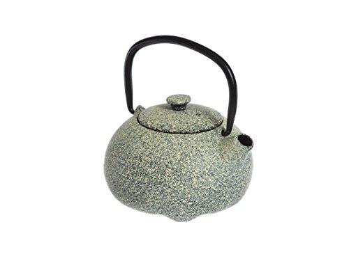 Tea Soul B6021358 Théière Métal/Emaille Fonte Blanc 0,35 L