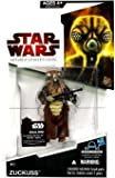 Star Wars 2009 Legacy Collection BuildADroid Figure Zuckuss Aprox 4'