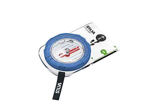Silva Kompass Compass Field 1-2-3, Transparent, one size