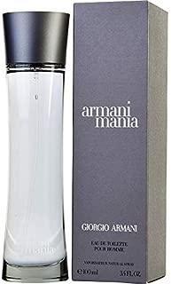 Ârmani Mania by Giorgîo Ârmani EDT Cologne for Men 3.4 FL. OZ./100 ml