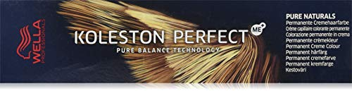 Koleston Perfect me+ PURE NATURALS 6/00 60 ml, 6/00 dunkelblond natur