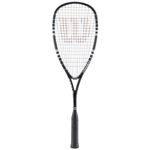 Wilson Hyper Hammer 120 PH Squash Racket - Negro