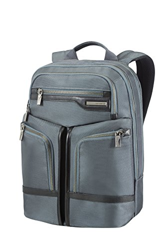Samsonite Gt Supreme Laptop Backpack 15.6' Zaino Casual, Grigio (Grigio)