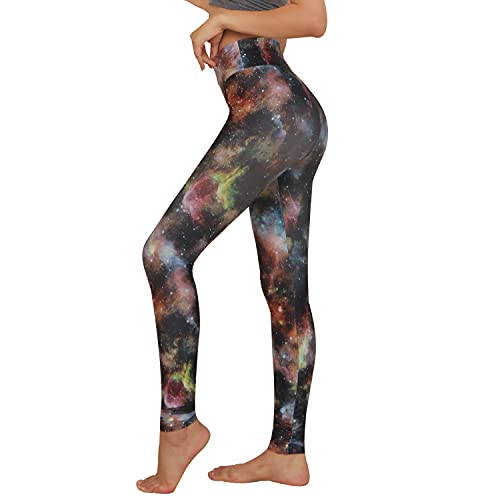 SOGNO D'ORO Leggings Deportivos Mujer Leggins Mujer Push up Mallas de Yoga de Cintura Alta Pantalones Push Up Ropa de Entrenamiento de Gimnasio Opaco para Fitness