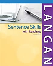Sentence Skills with Readings w/ CONNECT Writing 3.0 Access Card