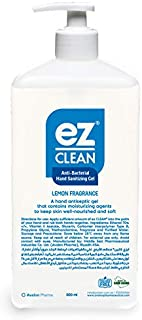 ez CLEAN Hand Sanitizer 500ml Bottle