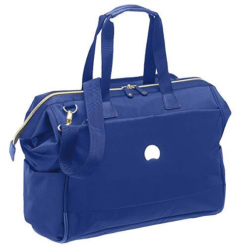 DELSEY PARIS MONTROUGE schoudertas, 50 cm, 30,5 liter, blauw (blauw)