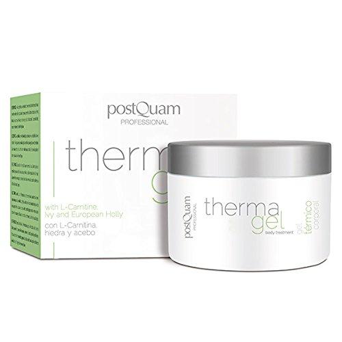 Postquam - Therma Gel | Gel Themique Anti Cellulite pour Traitements Chauds - 200 ML