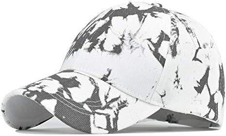 Adults Tie Dye Baseball Caps Today's only Ha Dad Super popular specialty store Summer Protection Sun