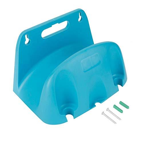 Aukson Suspensión de Manguera, Soporte de Almacenamiento de Cable fácil de Usar portátil para el jardín de su casa