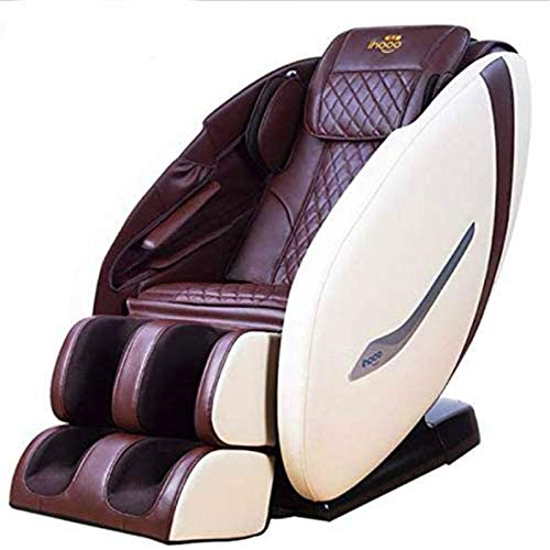 ZAMAX Sillón de Masaje Masaje, Inteligente de múltiples Funciones de Masaje cápsula sillón de Masaje Silla eléctrica doméstica cápsula sofá de Masaje,Multifunción Masaje Inteligente