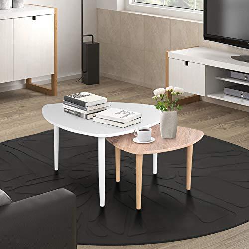 mesa blanca de la marca FurnitureR