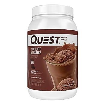 quest protein powder packets
