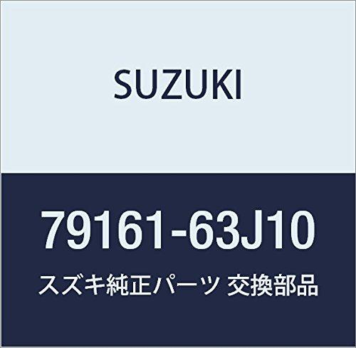 SUZUKI (スズキ) 純正部品 プラカード タイヤインフォメーション KEI/SWIFT 品番79161-63J10