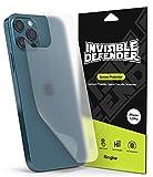 Ringke Back Screen Protector Compatible con Protector de Pantalla Trasera iPhone 12 Pro y Compatible con Protector de Pantalla Trasera iPhone 12 [2 Piezas] - Matte