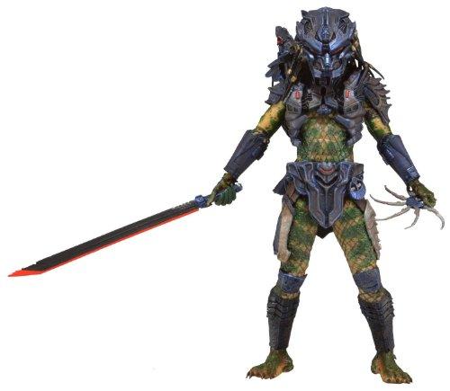 NECA Predators Series 11 - Armored Lost Predator - Scale Action Figure, 7'