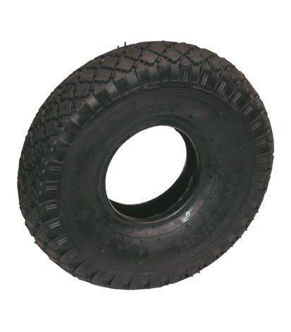 1 X HKB ® Reifen Mantel Decke Ersatzrad für Sackkarre Handwagen Schubkarre Quad 3,00-4 260mm, Artikel-Nr. 181610