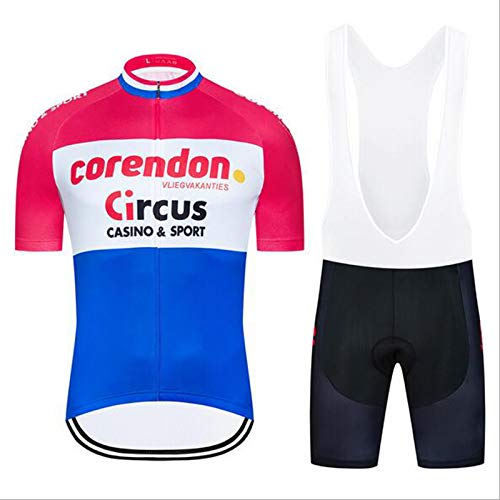 Summer Cycling Clothes Short-Sleeved Suits For Men And Women Mountain Road Bike Tops And Shorts For Cycling,A,XXXL