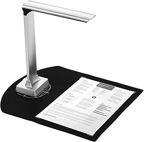 Cámara de Documentos, BK32 Foldable HD Imagen USB de Alta Velocidad Document...