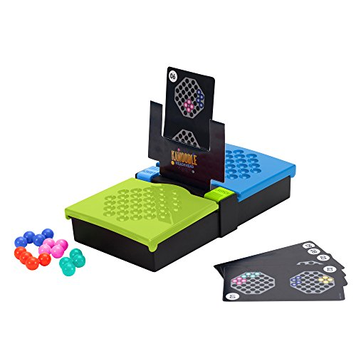 Educational Insights Kanoodle HeadtoHead | Puzzle Game for 2 | 2Player Game for Kids Teens amp Adults | Featuring 80 Challenges