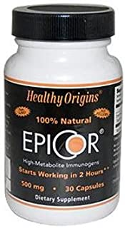 EPICOR Immune Protection 500 mg 30 Caps - Healthy Origins