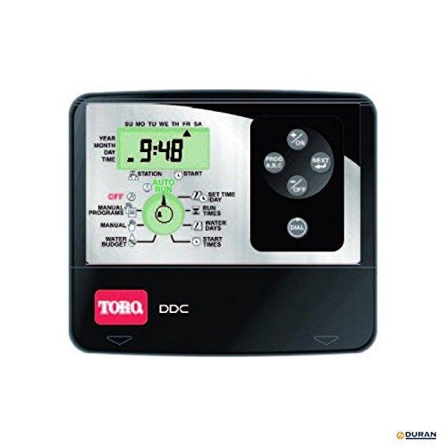 Programador de riego TORO DDC-8-220 de 8 Estaciones Interior-220...