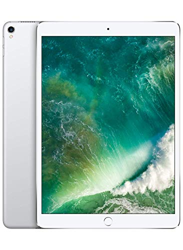 "Apple iPad Pro 256GB Silver tablet - Tablets (32.8 cm (12.9""), 2732 x 2048 pixels, 256 GB, iOS 10, 677 g, Silver)"