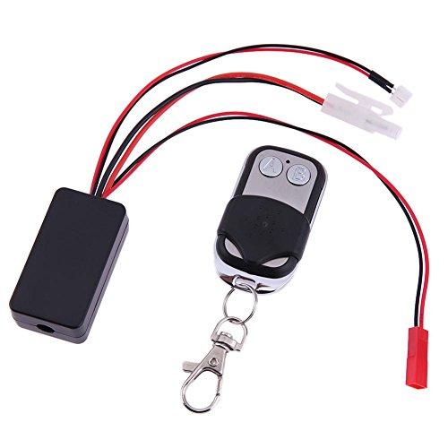 Domybest RC Crawler Car Wireless Fernbedienung Winde für Traxxas Hsp Redcat Rc4wd