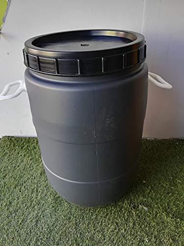 Importaciones Mugar Plastico Negro, Rollo 50x4metros -400 galgas Grueso