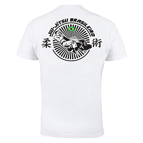 Rule Out Camiseta Ropa de lucha. Jiu-Jitsu brasileiro. Gimna