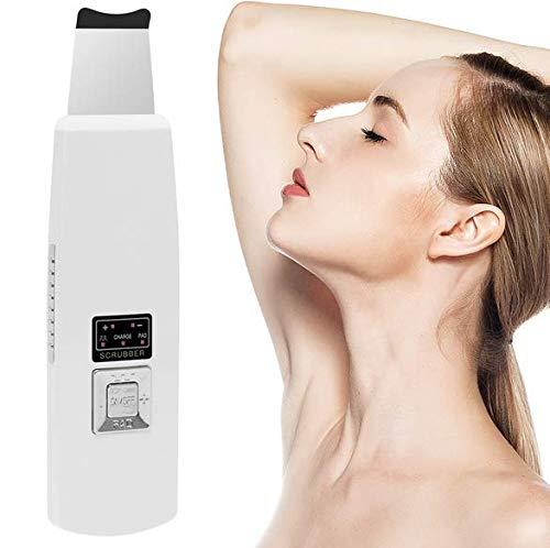 La Peau du Visage Scrubber comédons acné comédons Extracteurs Lifting Facial Traitement du Visage Rechargeable Scrubber dermabrasion Peeling Machine