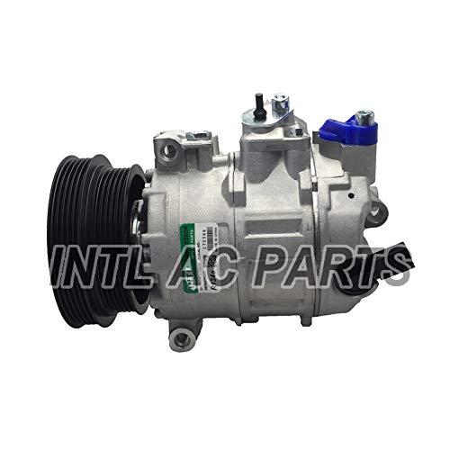 Sanden PXE16 1602 1616 4568 auto air conditioning ac a/c compressor w/clutch For Audi VW Volkswagen Jetta Golf Passat 2.5L