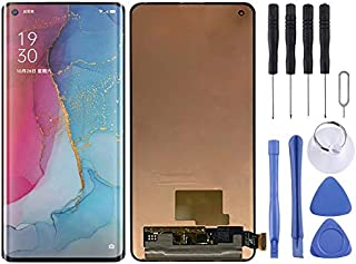 SHUHAN LCD Screen Phone Repair Part new AMOLED Material LCD Screen and Digitizer Full Assembly for OnePlus 8 Mobile Phone ...